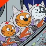 Три кота — Марсианин (159 серия)