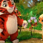 Лео и Тиг. Волшебные песни — Таинственный лес (1 серия)