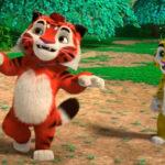 Лео и Тиг. Волшебные песни — Танцуй с нами (3 серия)