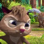 Лео и Тиг. Волшебные песни — Зеленая фея (4 серия)