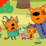 Три кота — Будь здоров (160 серия)