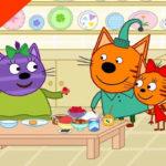 Три кота — Пирожные с Горчицей (163 серия)