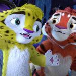 Лео и Тиг. Волшебные песни — Храбрецы (9 серия)