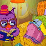 Смешарики — Любимый внук