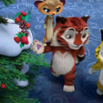 Лео и Тиг. Волшебные песни — Скоро Новый год (13 серия)