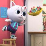 Кошечки-собачки — Вымышленный друг (12 серия)