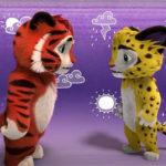 Лео и Тиг. Волшебные песни — Непогода (22 серия)