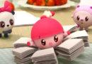 Малышарики — Украшение стола (201 Серия)
