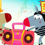 Зебра в клеточку — Таланты